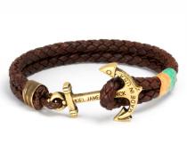 Glen Glove Anker Leder-Armband