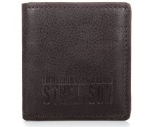 London Bridge Billfold Q7 Dunkelbraun