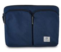 "Laptop Case Plus 13"" Navy Blau"