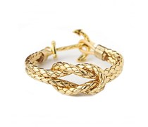 The Fortunate Sailor Anker Armband Gold