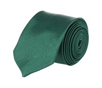 Extra Schmale Krawatte Petrol