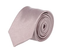 Extra Schmale Krawatte Grau