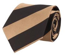 Krawatte Braun Gestreift Gestreift
