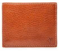 Portemonnaie Medium Leder Cognac