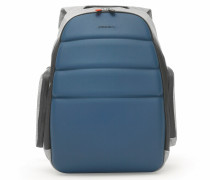 "NJ 13"" Backpack Light Blue"