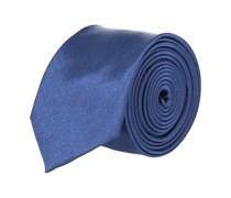 Extra Schmale Krawatte Blau