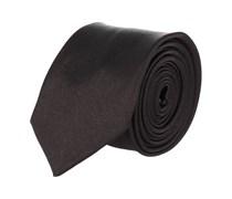 Extra Schmale Krawatte Schwarz
