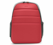 "NJ 15"" Backpack Red"