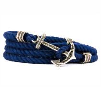 Sailing Camp Ankerarmband Navy