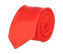 Extra Schmale Krawatte Rot