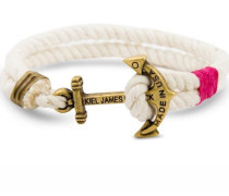 The Pink Whale Ankerarmband