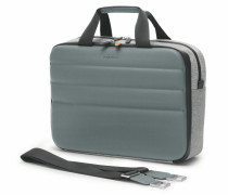 "Aktentasche NJ File 2 13"" Grey / Silver"