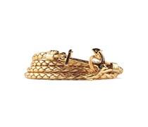 Royal's Golden Fleet Anker Armband Gold