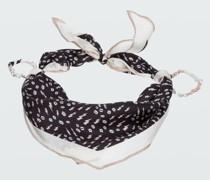 SILKY KISS foulard mask