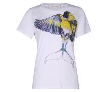 HAPPY IMPULSE shirt o-neck 1/4 print