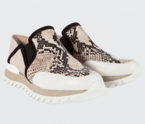 CASUALLY COOL folding back sneaker 38