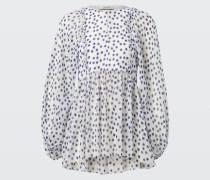 MAGIC DOT blouse 7/8 2