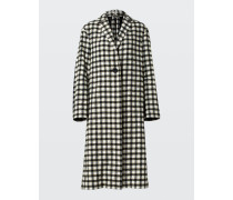 URBAN CHECK coat 2