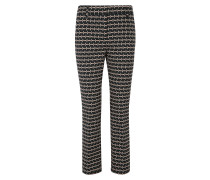 MOTION STRUCTURE cropped flared pants