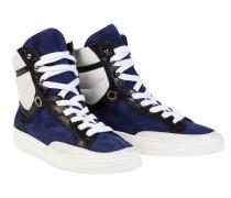 CHIC CONTRAST hi-top sneaker