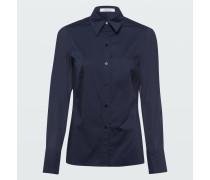POPLIN POWER blouse