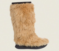 ARCTIC LUXE Curly Fur Moonboot 38