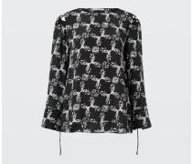 ORNAMENTAL ESCAPE blouse 1/1 2
