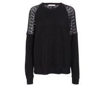 LACE IT UP sweater o-neck 1/1