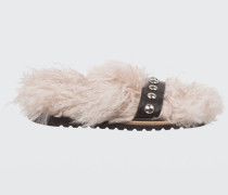 FURRY SOFTNESS Furry Sandal 38