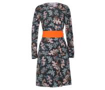 GEOMETRIC MERGE dress sleeve 1/1