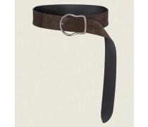 WESTERN SPIRIT 6cm buckle belt 70