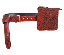 EXOTIC ALLURE multi bag belt, 3 cm