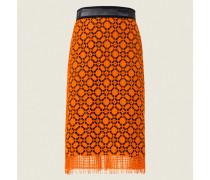 ADVENTUROUS LACE pencil skirt 2