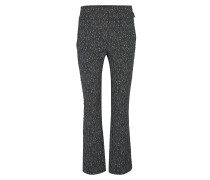 ATYPICAL FANTASY cropped flared pants