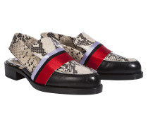 SPORTY CHIC slingback loafer