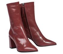 SHARP FEMININITY block heel boot (7cm)