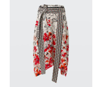 MOVING FLORALS skirt 2