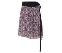 LEOPARD BLOOM skirt