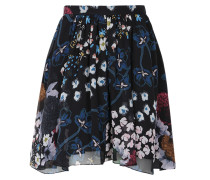 AIRY FLORALS skirt