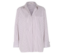 TENDER STRIPES blouse sleeve 1/1