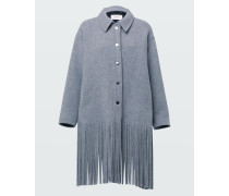 ALL ABOUT FRINGE coat