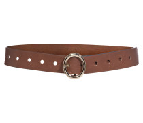 BEAUTIFULLY BELTED simple vintage belt (4cm)