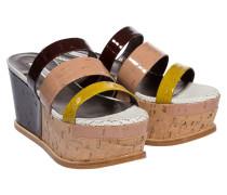 GRAPHIC CORK cork combi flatform