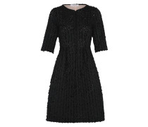 UNEXPECTED LACE dress sleeve 1/2