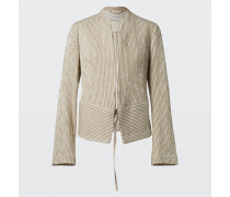 TEXTURED STRIPE jacket 2