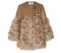 PLAYFUL CONTRAST jacket 7/8