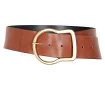BOLD STATEMENT big buckle belt (6cm)