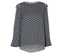 GRAPHIC EMBRACE blouse
