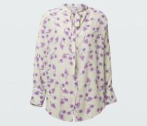 RADIANT LEAVES blouse