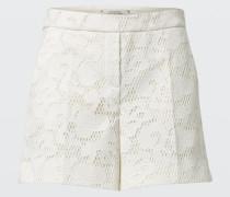 NOVEL LACE shorts 3